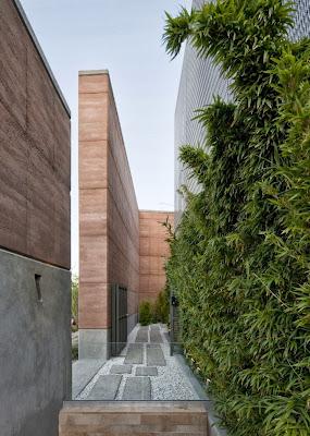 contemporary home wall design