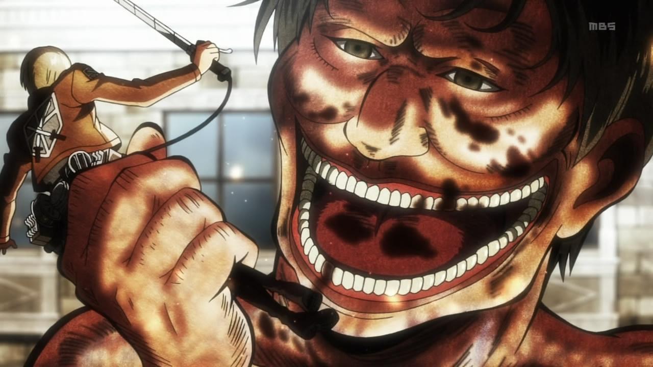 Титаны аниме смотреть онлайн 5
