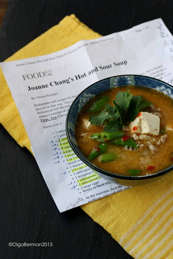 how to make hot and sour soup easy