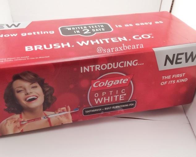 Optic White Uni VoX Box Brush Whiten Go