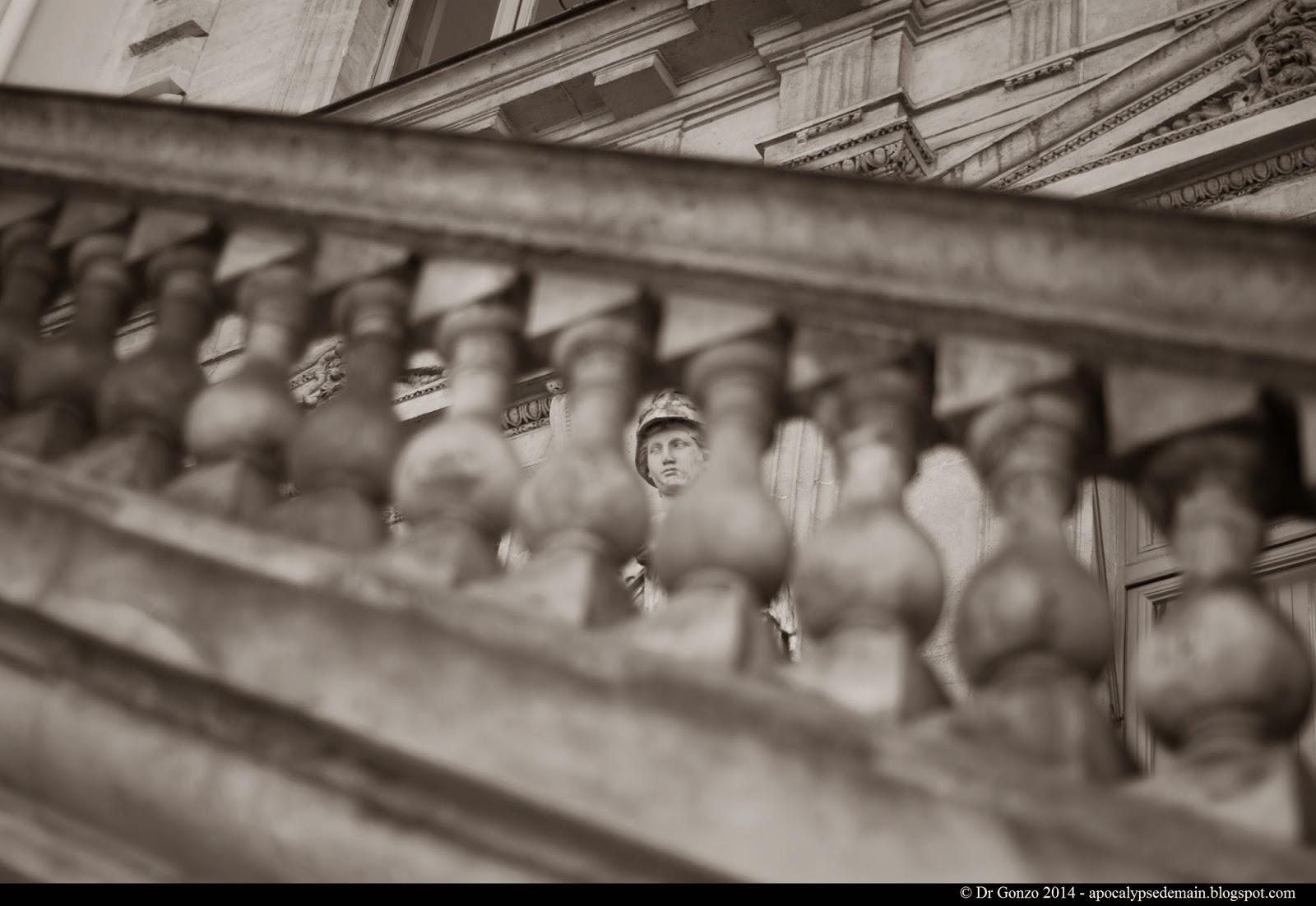 Paris-statue-athena-passant-flou