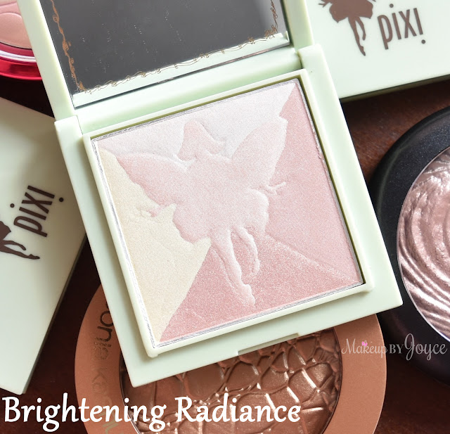 Pixi All Over Magic Brightening Radiance Powder Review