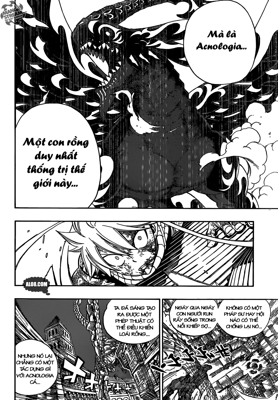 Fairy Tail chap 329 page 12 - IZTruyenTranh.com