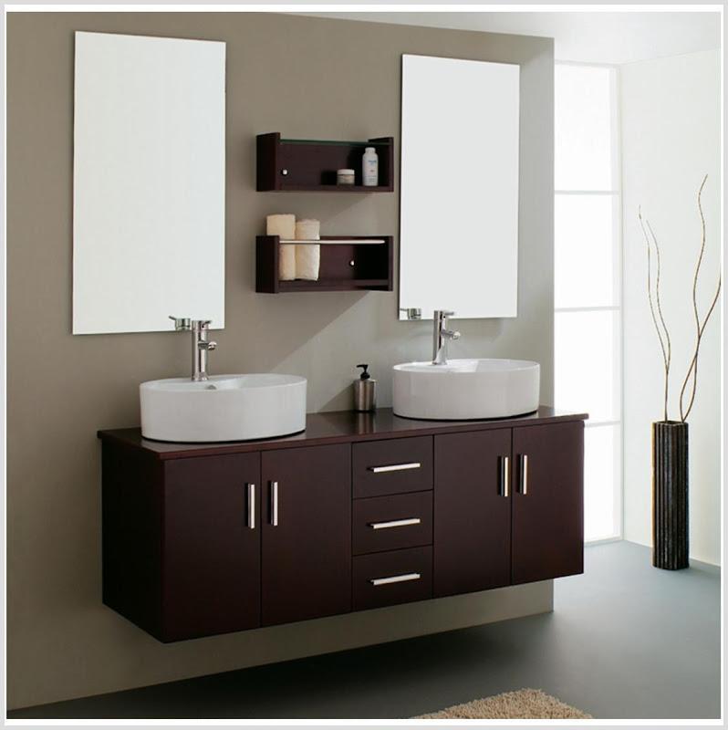Bathroom Vanities and Cabinets 2013 title=