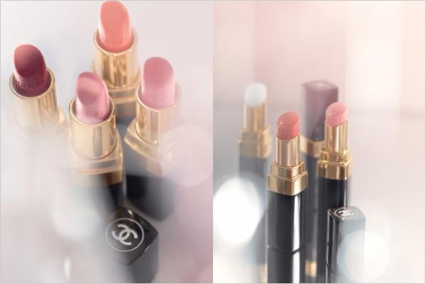 Chanel les harmonies de printemps frühjahr 2012 kollektion
