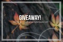 GiveAway Celebration of a New Blog