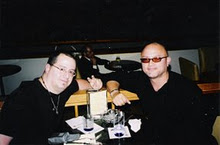 Dinner Convo With Geoff Tate, formerly of Queensryche, now Operation Mindcrime