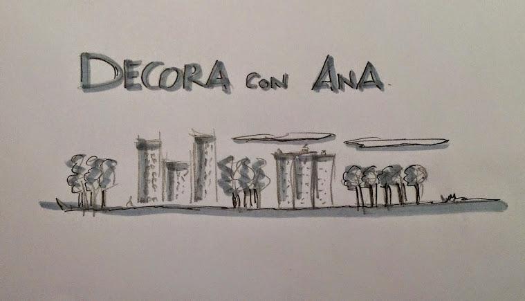 DECORA con AnA