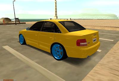Audi S4 DatShark Para GTA San Andreas