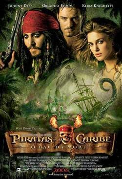 Piratas do Caribe: O Baú da Morte 1080p HD Dublado Online