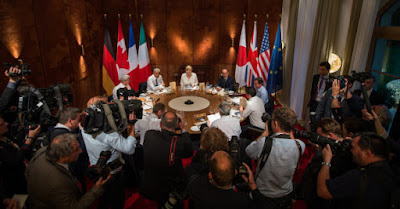 G7 Summit started in Germany