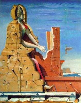 Max Ernst Saint Cecilia