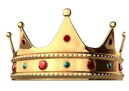 Золота (Корона) Короля з 12-19 століття !!