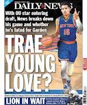 Knicks' draft wins page