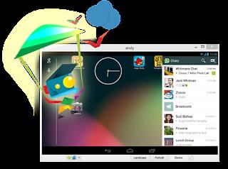 Download Andy Android Emulator Terbaru Full Version Offline Installer