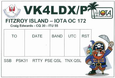 VK4LDX/P OC-172 (October 2010)