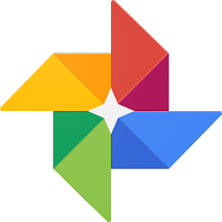 Google Photos app available on Android and iOS