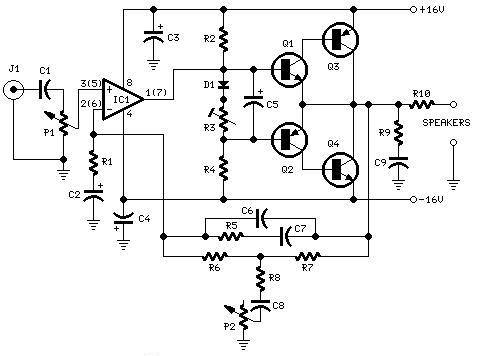 4 Ohm Speaker Wiring Parallel Or Series as well C3 Power   Transformer further File2 Page82 furthermore Winghands as well Capacitor Checker Diagram. on page66