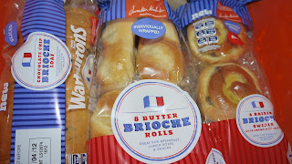 France, continental Breakfast, Brioche, Warburtons