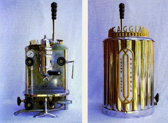 Old Coffee Machines