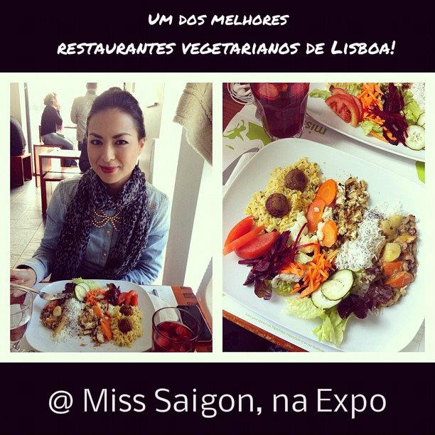miss saigon restaurante, comida vegetariana, restaurante vegetariano