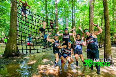 BattleFrog Series Atlanta 2015 - Conyers, GA