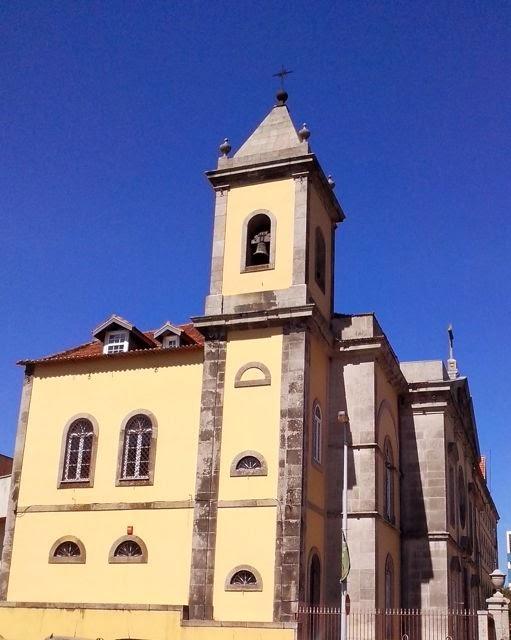 Torre Sineira do Seminário de Vilar