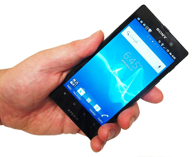Sony Xperia Ion Images 3