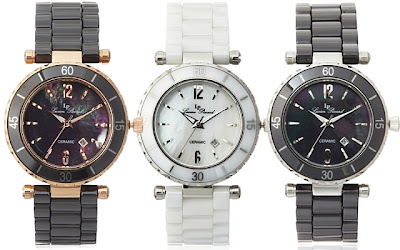 A Blog of Goodies: 80% off Lucien Piccard Ladies Mother-of-Pearl Watches + Free Shipping