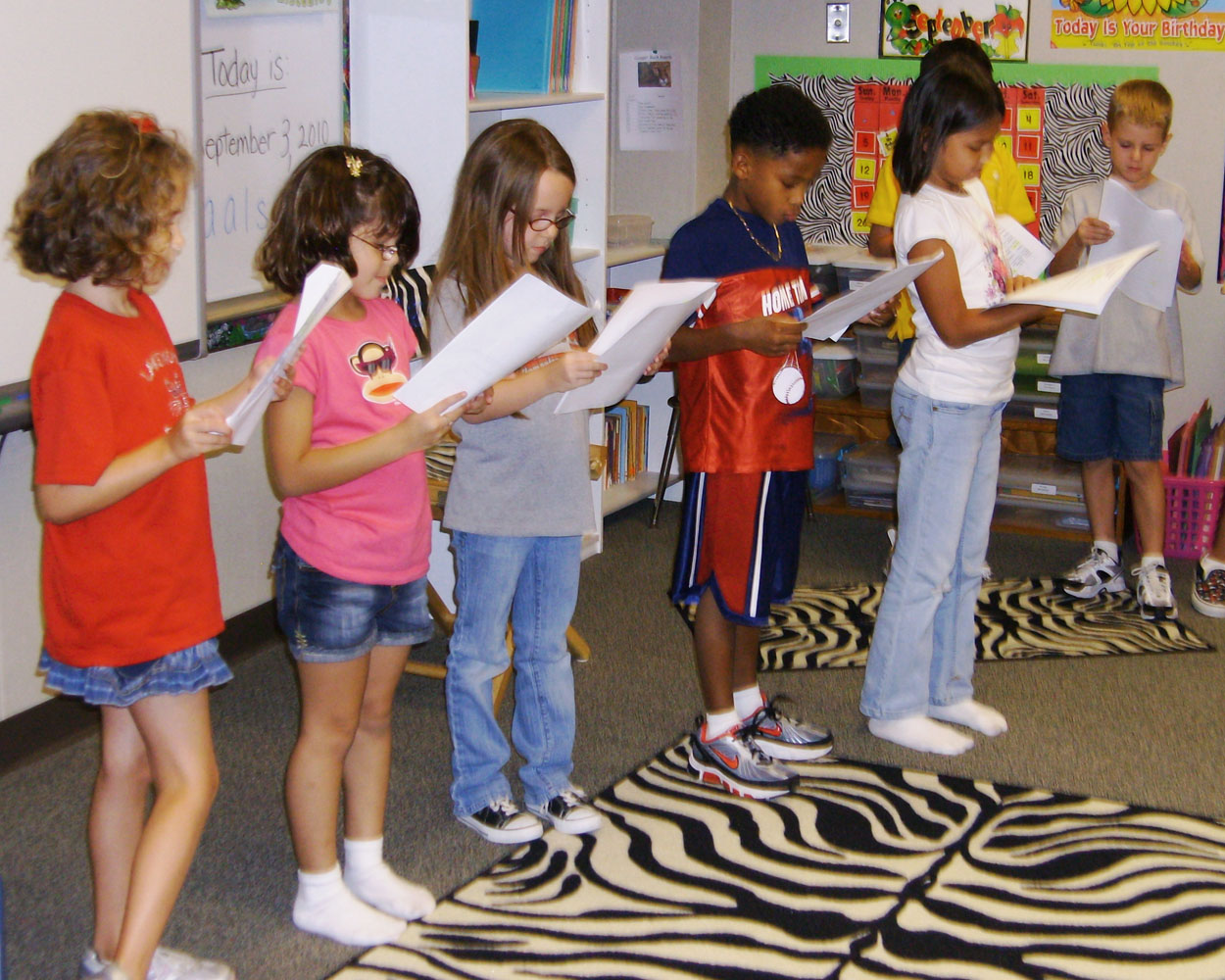 It is a picture of Sassy Readers Theater for Middle School Printable