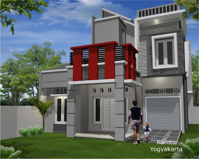 jasa desain rumah tinggal gallery