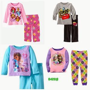 2014 Big Size Sleepwear (8t to 12t)