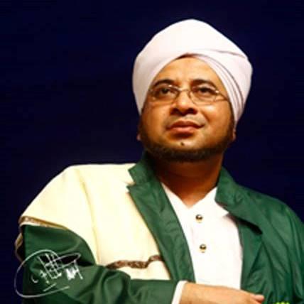 Pimpinan Majelis Rasulullah Habib Munzir Al Musawa Wafat