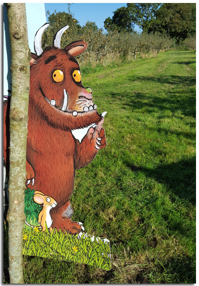 HFT Community Fund Raising - Gruffalo Hunt