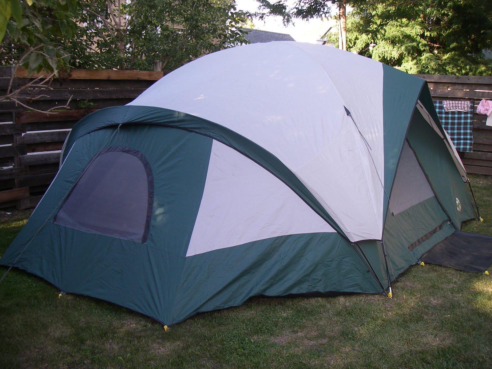 Ozark Trail // 20u0027 x 13u0027 // 9-10 Person Tent & May The Forest Be With You: Ozark Trail // 20u0027 x 13u0027 // 9-10 ...