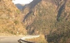 Worlds most dangerous & beautiful road