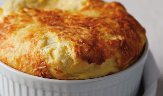 how to make cheese souffle