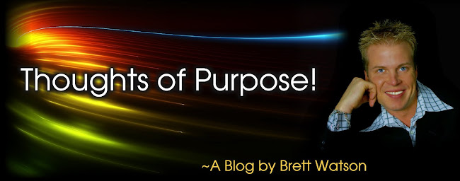 """Thoughts of Purpose!"""