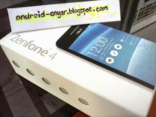 Unboxing ASUS ZenFone 4 A400CXG Terbaru White Color