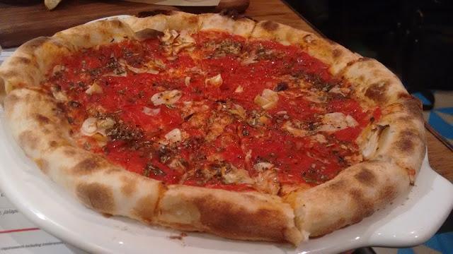 Jamie's Pizzeria - Marinara
