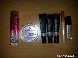 Loreal Paris, Essence, Flormar, Rival de Loop