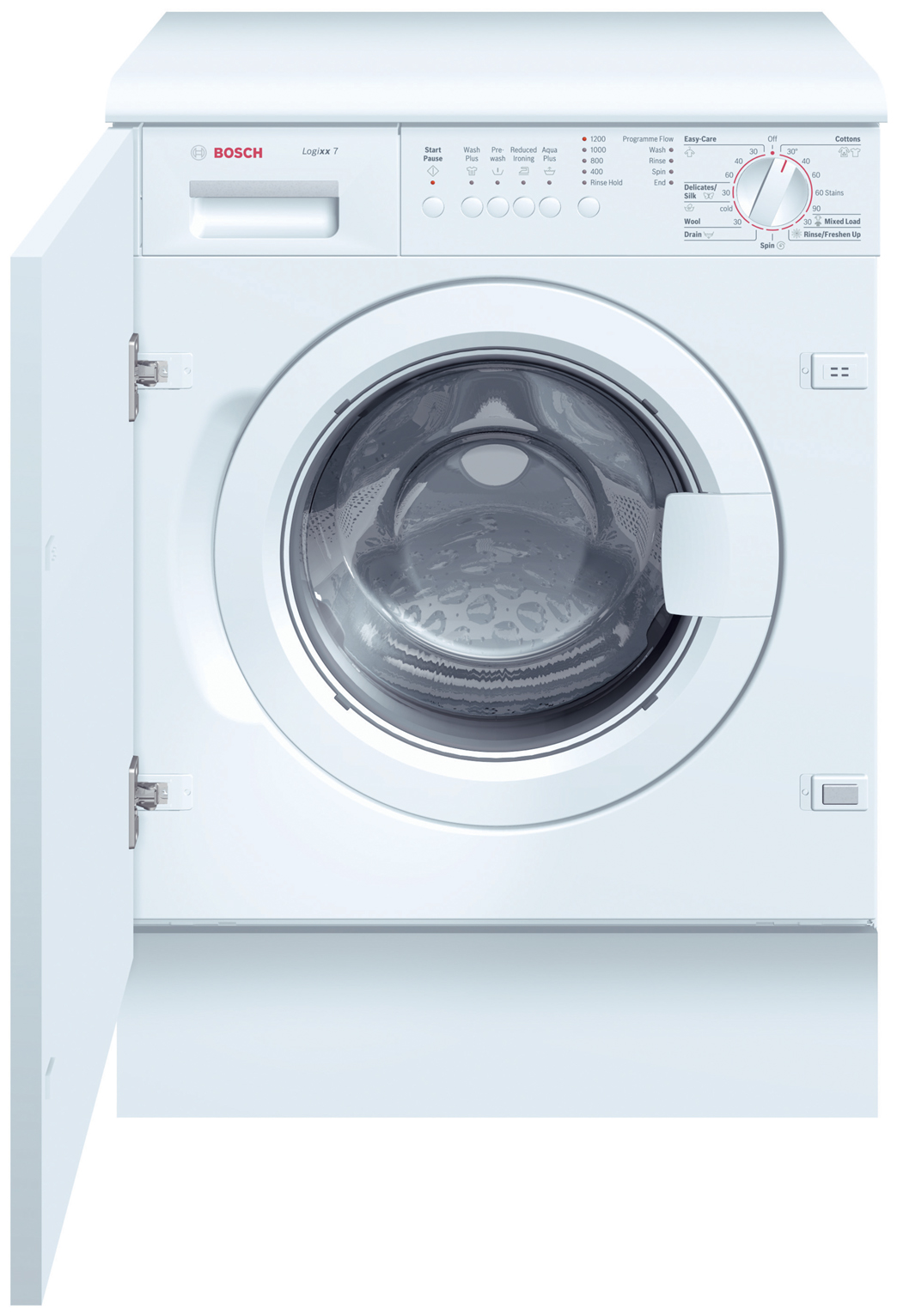 buy washing machine bosch and neff integrated washing. Black Bedroom Furniture Sets. Home Design Ideas