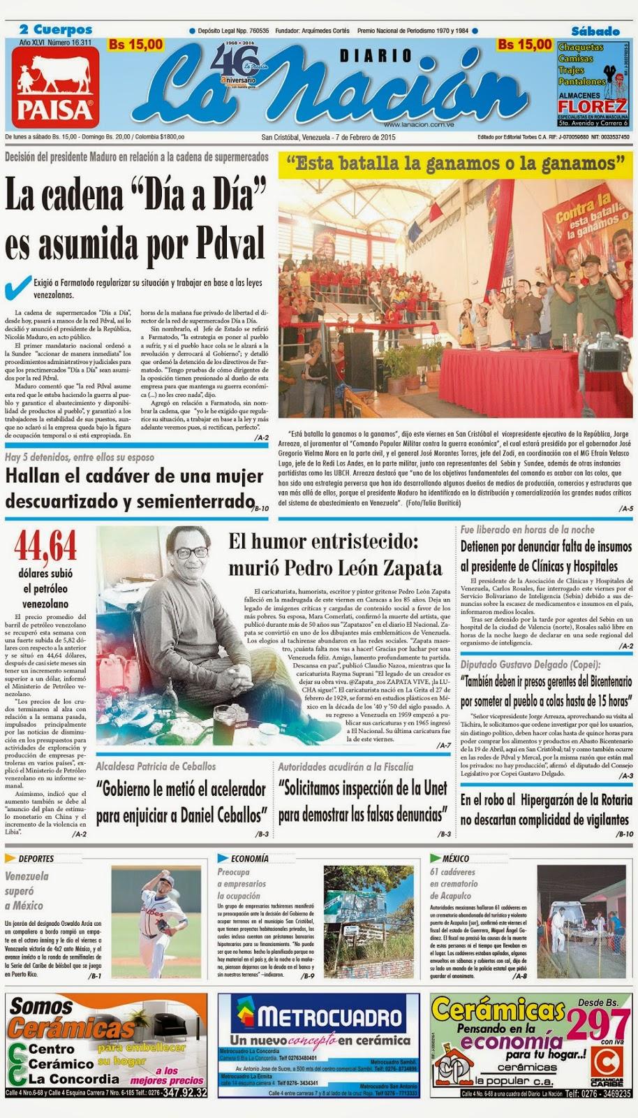 En Venezuela, PDVAL asume control de cadena privada de supermercados con 36 tiendas