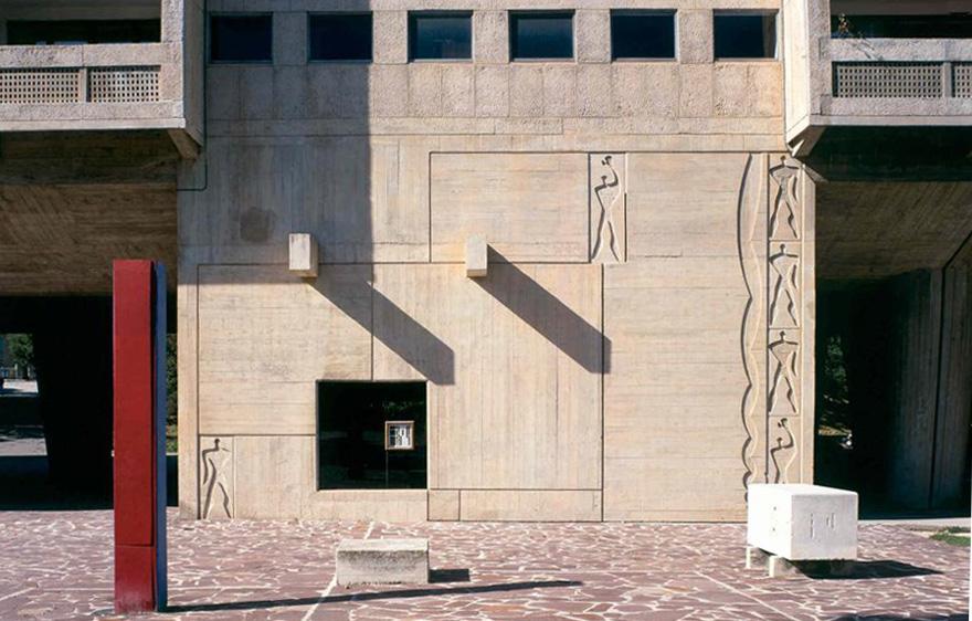Le corbusier cit radieuse modern design by - La cite radieuse le corbusier ...