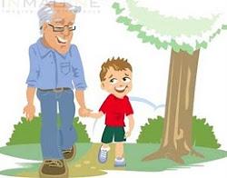 El huerto del abuelo