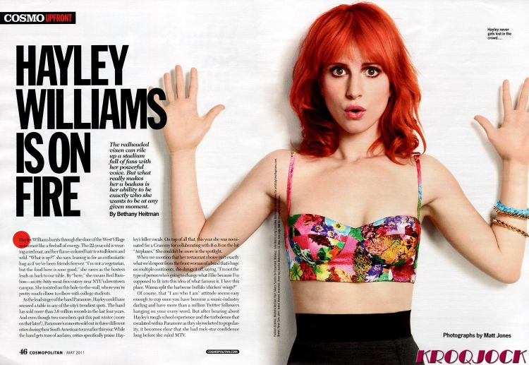 hayley williams paramore. Hayley Williams (Paramore)-