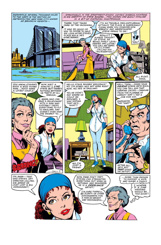 Captain America (1968) Issue #254 #169 - English 13