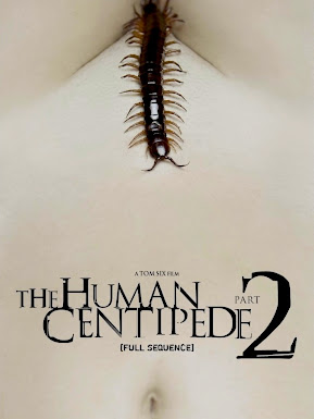 Con Rết Người 2 - The Human Centipede 2: Full Sequence (2011) Poster