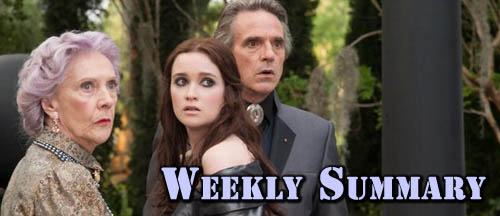 beautiful creatures weekly summary