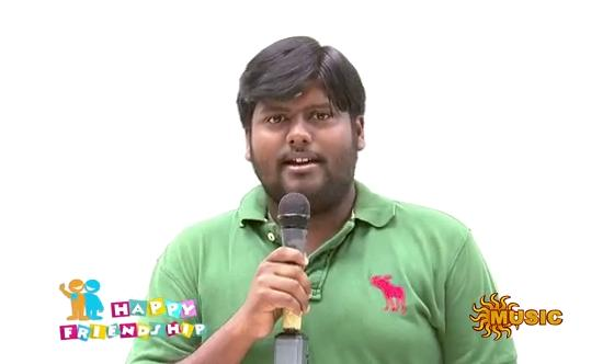 Friendship Day Wishes From Actor Namo Narayanan  – Sun Music